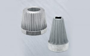 Aluminiowe stożki